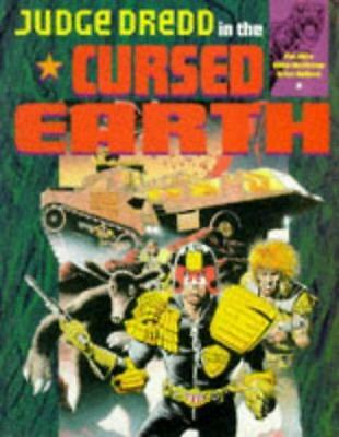 Complete Judge Dredd in the Cursed Earth, McMahon, Mike, Mills, Pat, Good Condit