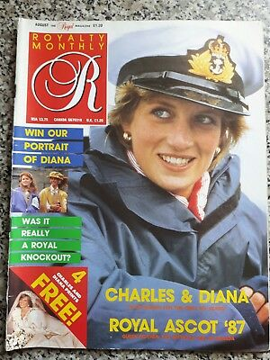 Royalty Monthly Magazine Vol.6 No.11 August 1987