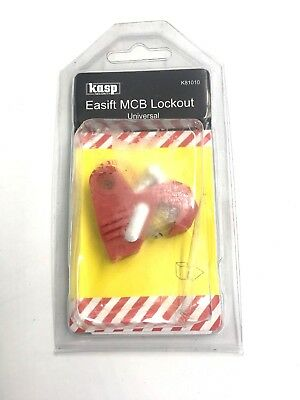 CK Tools Kasp K81010 - Easifit MCB Circuit Board Lockout