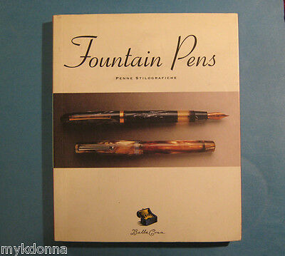 Fountain Pen Guide Book History Parker Waterman Sheaffer Montblanc Omas nib vtg