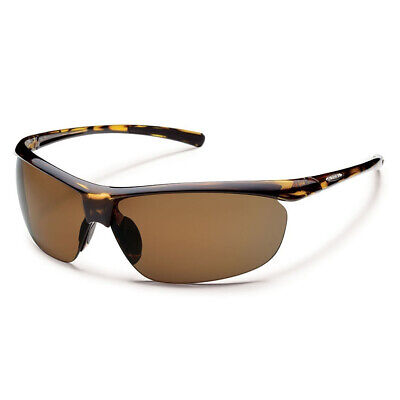 dcd576224eb NEW Suncloud Zephyr Polarized Sunglasses - Tortoise Frame Brown Polarized  Lenses