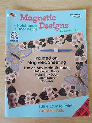Magnetic Designs~Decorative Painting~Plaid #9657~Noteboards~Door Decor~Patterns
