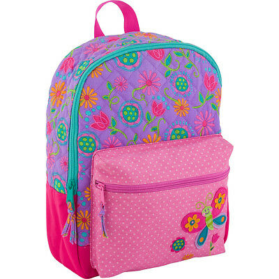 Stephen Joseph All Over Print Quilted Rucksack 6 Colors Kids' Backpack NEW