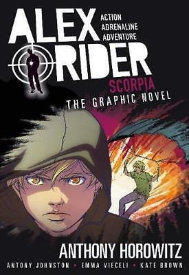 Scorpia Graphic Novel (Alex Rider), Horowitz, Anthony, Good Condition Book, ISBN