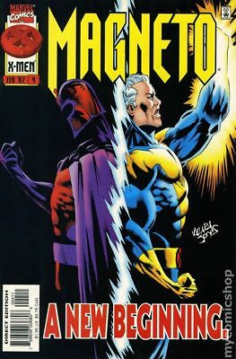 Magneto (Marvel) #4 1997 VF Stock Image