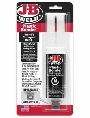 J-B Weld 50139  - Plastic Bonder - Body Panel Adhesive & Gap Filler  - T48 Post