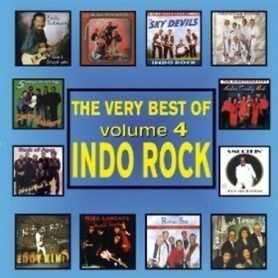 Various Artists - Very Best of Indo Rock Vol. 4 [New CD]