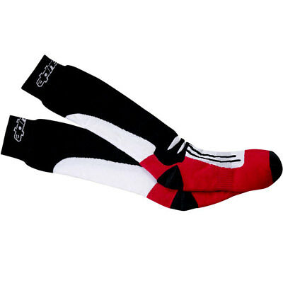 Alpinestars Road Racing Summer Socks Red/Black/White