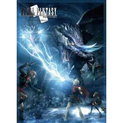 Final Fantasy - 60 Sleeves - FF Type-0 TCG - NEU/OVP - Card Sleeve