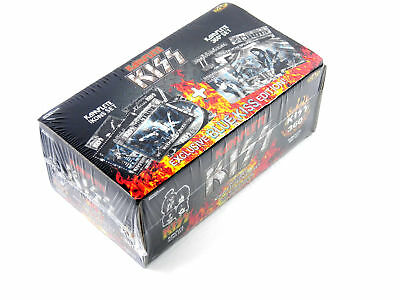 Kiss 2009 Press Pass Complete Komplete Factory Set (180 Cards) Icons + 360° Sets