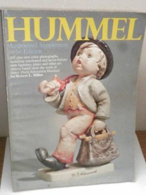 HUMMEL Authorized Supplement to 1st Edition 1979 Color Photos