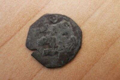 Unidentified Roman Or Greek Empire Bronze Ancient Coin   C90