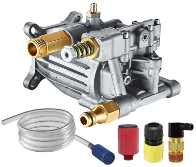 Aluminium Petrol Pressure Washer Pump for 6.5Hp to 8.5Hp Engine (2200 - 3800PSI)