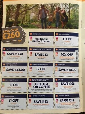PLEASUREWOOD HILLS VOUCHER.  £4 OFF PER PERSON SUFFOLK / NORFOLK Various Venues