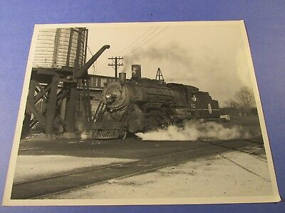 Vintage Atlantic Coast Line  Railroad Photo  (Original)