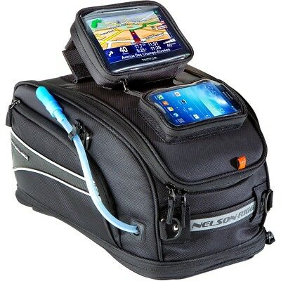Nelson Riggs Gps Sport Tankbag - Strap-On   Fits All Motorcycle Tanks