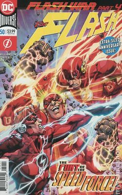 Flash (5th Series) #50A 2018 Porter Variant VF Stock Image