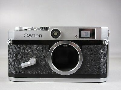 Canon P Rangefinder ***FOR PARTS OR REPAIR***