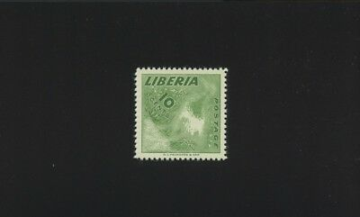 Liberia stamps, # 345, Error, missing vignette, singles