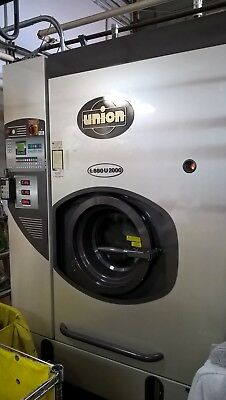 Union L880-U2000 80lbs Dry Cleaning Machine