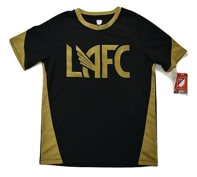 new arrival 21167 2c3d4 MLS YOUTH LOS Angeles Football Club LAFC Soccer Jersey LOOK S, M, L, XL