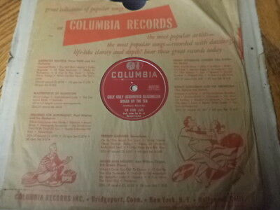 Mid 1950s COL.78/THE FOUR LADS/E!