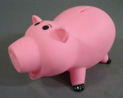 Disney/Pixar Toy Story HAM pink pig money box piggy bank