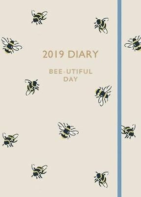 Cath Kidston: Bumble Bee 2019 A6 Diary by Cath Kidston