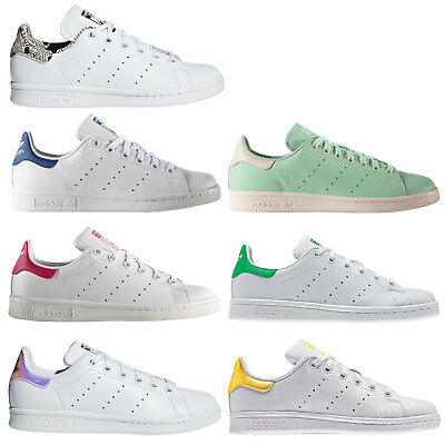 cheaper b74f5 c519d Adidas Originals Stan Smith Sneaker Donna Scarpe Casual Scarpe Basse