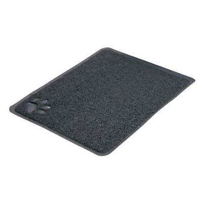 Trixie Cat Litter Tray Mat, 37 × 45 cm, Anthracite