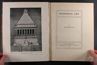 Memorial Art- Tombs, Mausoleums, Stones, Lettering, Ornaments and More