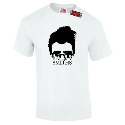 The Smiths Quiff Meat Is Murder The Queen Is Dead Manchester Unisex T-Shirt