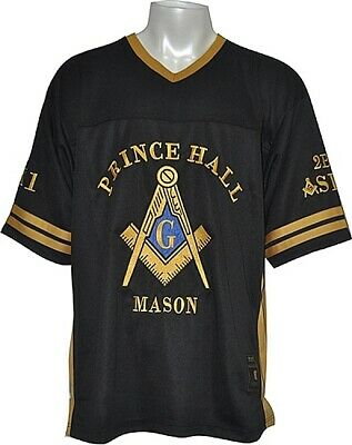 45174de35932 Buffalo Dallas Prince Hall Mason F AM 357 Mens Football Jersey