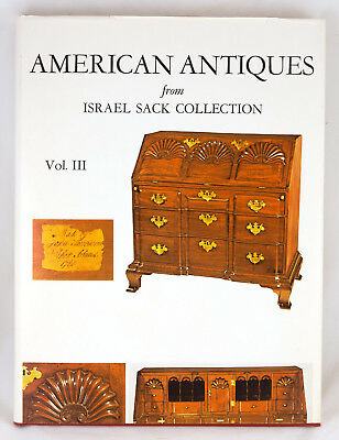 American Antiques Furniture from Israel Sack Collection Volume III (3) Hardcover
