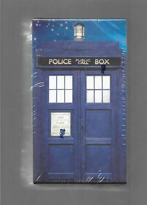 2016 Topps - DOCTOR WHO - The 10th Doctor Adventures  Sealed Box w/ 2 Autographs