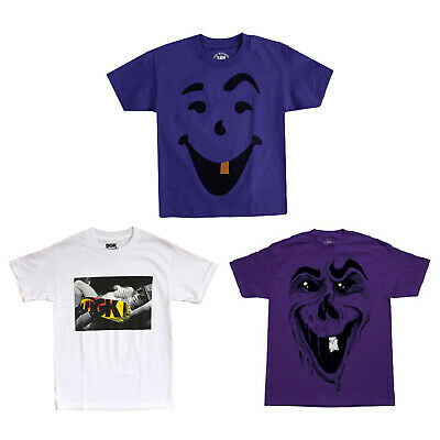 Back to School Skateboard T Shirts 3-PACK SALE Small (DGK)