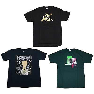Back to School Skateboard T Shirts 3-PACK SALE Small (CHOCOLATE, CLICHÉ)