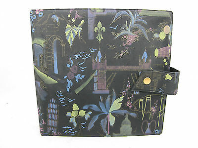 Beautiful 50´s vintage design  7inch record wallet / Schallplatten Mappe 08927