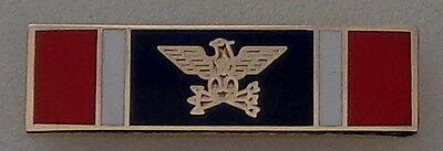 MILITARY SERVICE Police/Sheriff/Fire Dept/EMS Uniform Award/Commendation Bar