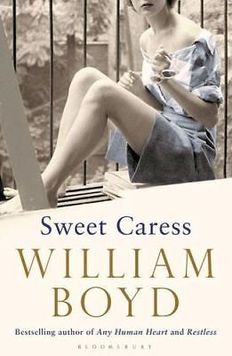 NEW Sweet Caress - Signed Edition! By William Boyd Paperback Free Shipping