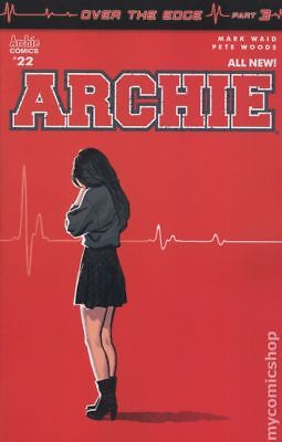 Archie (2nd Series) #22C 2017 VF Stock Image