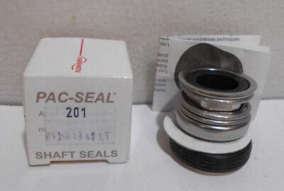 Flowserve Pac-Seal Shaft Seal  201