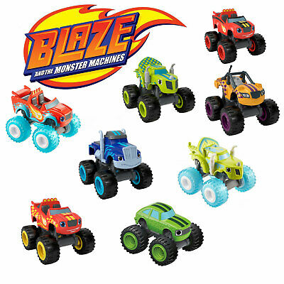 Blaze and the Monster Machines Diecast Vehicles *CHOOSE YOUR FAVOURITE*