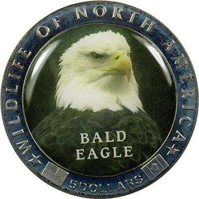 Liberia - 5 Dollars - 2000 - Unc - Bald Eagle