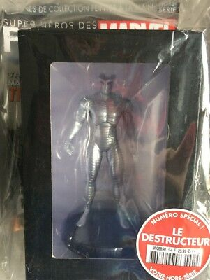 MARVEL MOVIE COLLECTION SPECIAL The Destroyer Figurine (Thor) Eaglemoss FRENCH