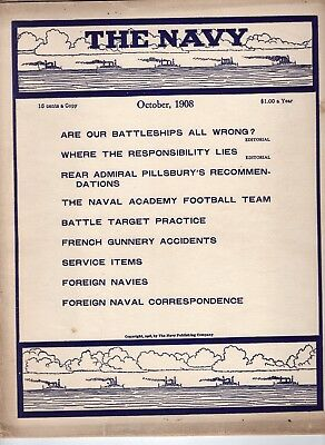 Oct 1908 The Navy magazine