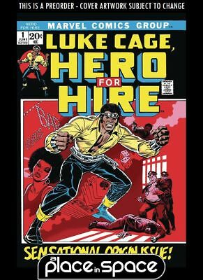 (Wk37) True Believers Luke Cage Hero For Hire #1 - Preorder 12Th Sep