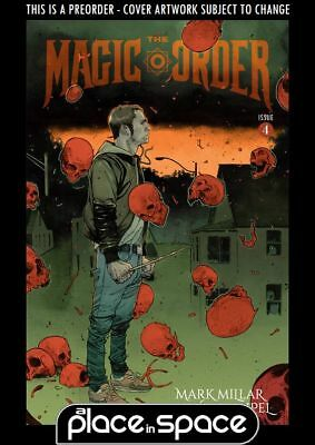 (Wk40) The Magic Order #4A - Preorder 3Rd Oct