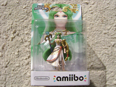 Amiibo Palutena No. 38 Super Smash Bros. Collection (Nintendo Wii U + 3DS) dt.