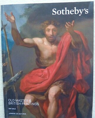 Sotheby's Old Master & British Paintings
